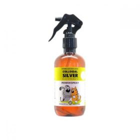 Natures G/Secret Colloidal Silver For Pets Power Spray 250ml x8