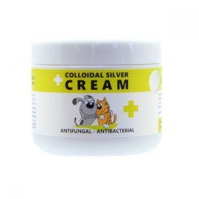 Natures G/Secret Colloidal Silver For Pets Silver Cream 100ml x12