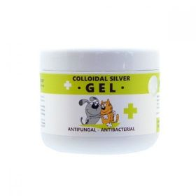 Natures G/Secret Colloidal Silver For Pets Silver Gel 100ml x12