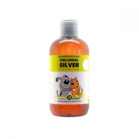Natures G/Secret Colloidal Silver For Pets Solution 250ml x8