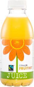 Fruit Hit Fair Trade Orange Juice 500ml x12
