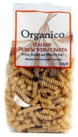 Organico Organic Fusilli 500g x12