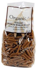 Organico Organic Brown Penne 500g x12