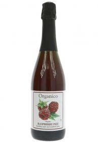 Organico Organic Raspberry Fizz Juice 750ml x6