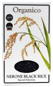 Organico Organic Nerone Black Rice Wholegrain 500g x12