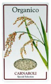 Organico Organic Carnaroli Risotto Rice 500g x12