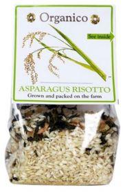 Organico Organic Asparagus Risotto 250g x8