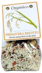 Organico Organic Primavera Risotto 250g x8