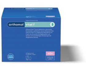 Orthomol Vital F 30 Days x1