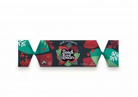 Organic Seed and Bean Christmas Cracker 100g x10