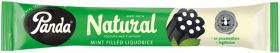 Panda Natural Mint Filled Liquorice Bar 26g x36