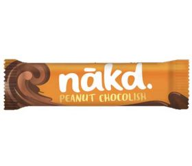 Nakd Big Bite Peanut Chocolish 50g x16
