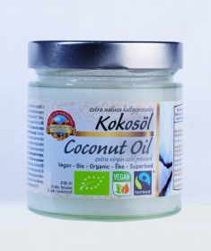 Pearls of Samarkand Fairtrade and Organic Coconut Oil Extra Virgin 330g x6