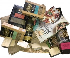 Zaytoun Fair Trade Large Hamper