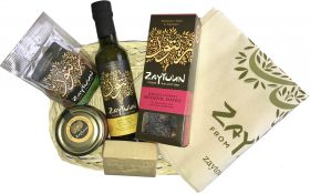 Zaytoun Fair Trade Small Hamper