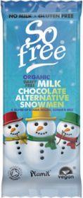 So Free Organic Snowmen in a Tray 30g x12