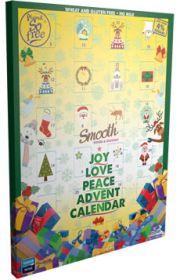 So Free Smooth 4% Sugar Advent Calendar 100g x6