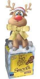 So Free Smooth 4% Sugar Bowtie Reindeer 55g x8