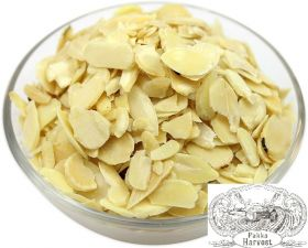 Pukka Harvest Flaked Almonds 125g x5