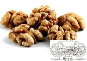 Pukka Harvest Light Half Walnuts 125g x5