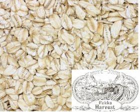 Pukka Harvest Jumbo Oats 500g x5