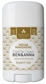 Indian Mandarine Natural Soda Deodorant