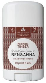 Nordic Timber Natural Soda Deodorant