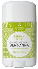 Persian Lime Natural Soda Deodorant