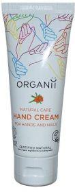 Organii Hand & Nail Cream 75ml x1