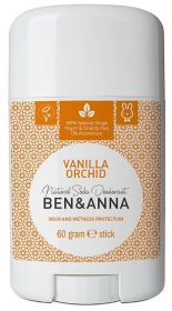 Vanilla Orchid Natural Soda Deodorant
