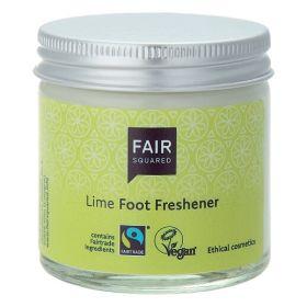 Zero Waste Foot Freshener (Lime)
