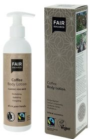 Body Lotion Coffee