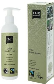 Hand Cream Natural Olive