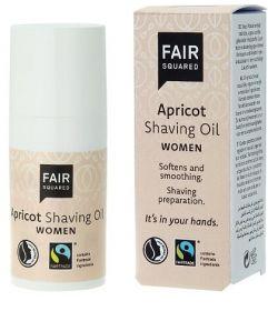 Shaving Oil Women (Apricot)