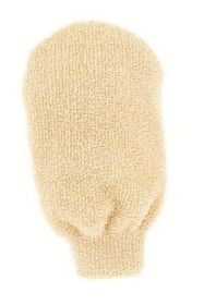 Forsters Wash mitt for kids, certified organic cotton, large