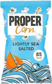 Propercorn Lightly Sea Salted Popcorn 20g x24