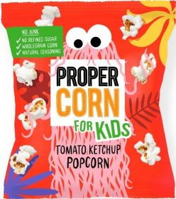 Propercorn Tomato Ketchup Kids Popcorn 12g x18