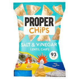 Properchips Salt & Vinegar Lentil Chips