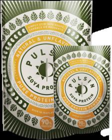 Pulsin Soya Protein Powder 250g x6