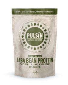 Pulsin Faba Bean Protein Powder 6x250g