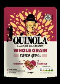 Quinola Express Wholegrain Quinoa 250g x6