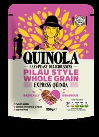 Quinola Express Wholegrain Pilau Quinoa 250g x6