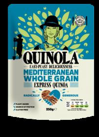 Quinola Express Wholegrain Mediterranean Quinoa 250g x6