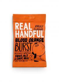 Real Handful Blood Orange Burst Trail Mix 12x35g