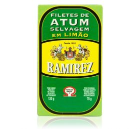 Ramirez- Tuna fillets in lemon - 120g x10