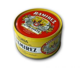 Ramirez-Tuna in vegetable oil - 385g x6