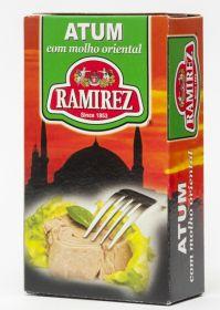 Ramirez-Tuna in oriental sauce - 120g x10