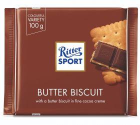 Ritter SPORT Butter Biscuit 100g  x11