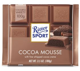 Ritter SPORT Cocoa Mousse 100g x12