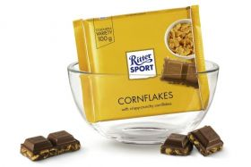 Ritter Cornflakes 100g x10